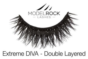 Model Rock ** Extreme DIVA ** Lashes