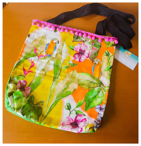 Macaw Shopping bag