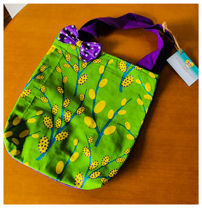 Vines Shopping bag