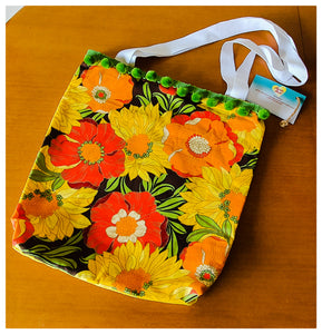 Sunflower Shopping bag