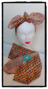 Pencil Reversible headband (New design)