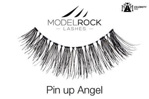 Model Rock **Pin up Angel** lashes