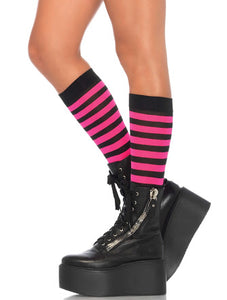 stripe knee high (2 colours)