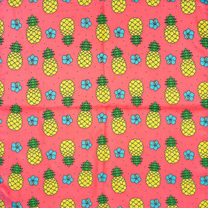 Pineapple print Headscarf