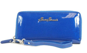 Royal blue wristlet/wallet