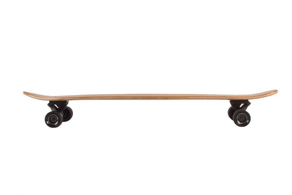 "The 44"" Super Cruiser Bamboo and Carbon infused Longboard by Magneto - Magnetolongboarding - 5"
