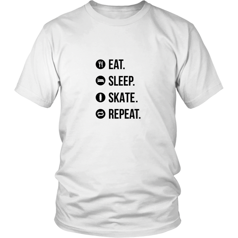 Eat, sleep, skate, repeat - Longboard, Longboards, long board
