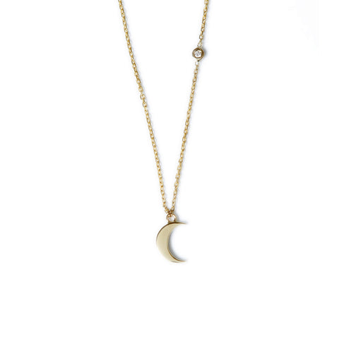 Agadir Necklace in Gold