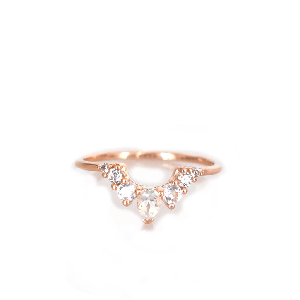 Angel Arc Ring