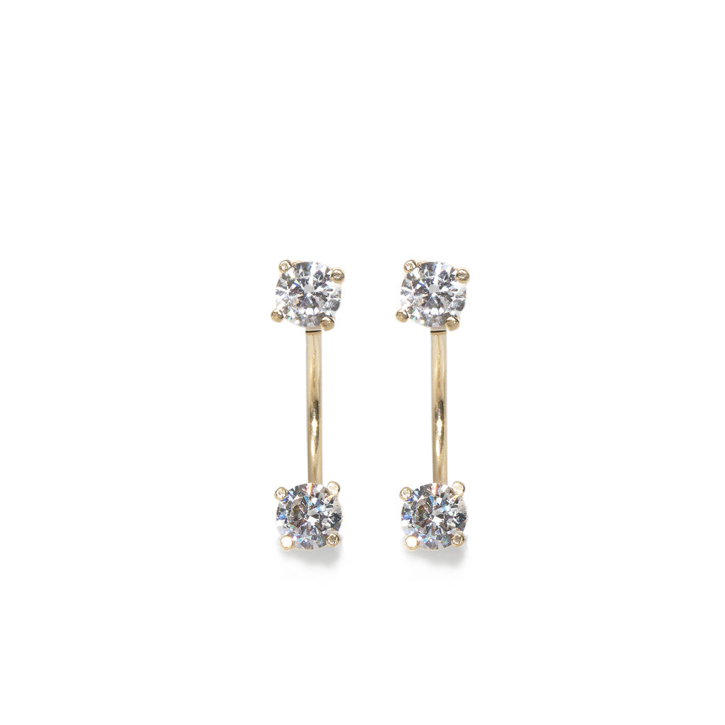 The Bling Ring Charm Earrings