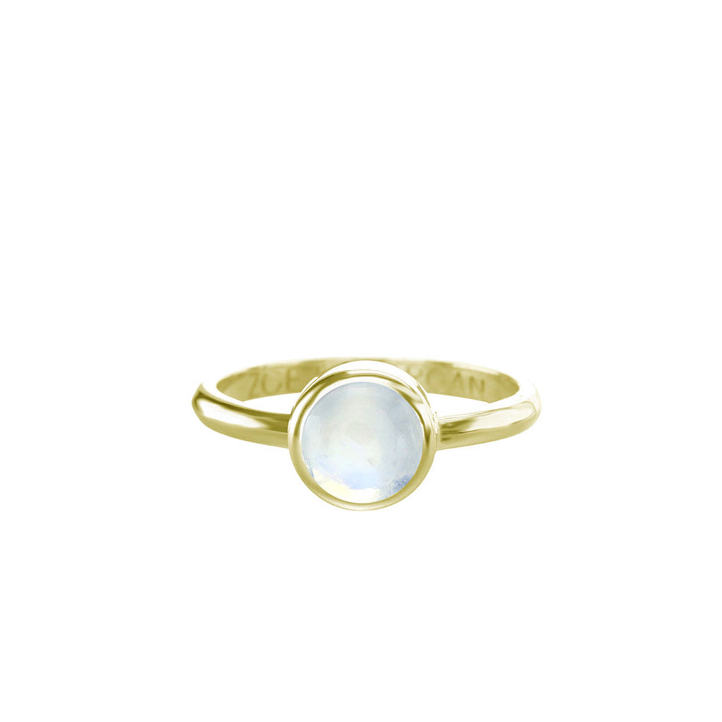 7mm Cabochon Ring