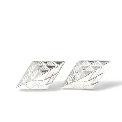 Rif Mountain Stud Earrings