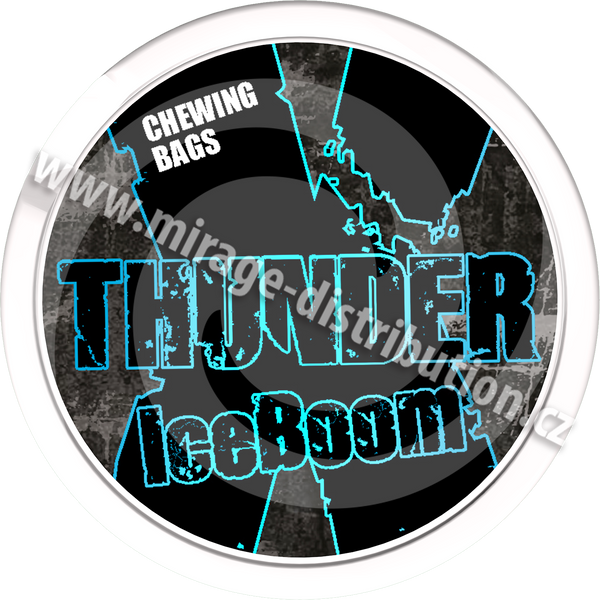 Thunder X Chewing Bags IceBoom 13,2 g (CBIB)