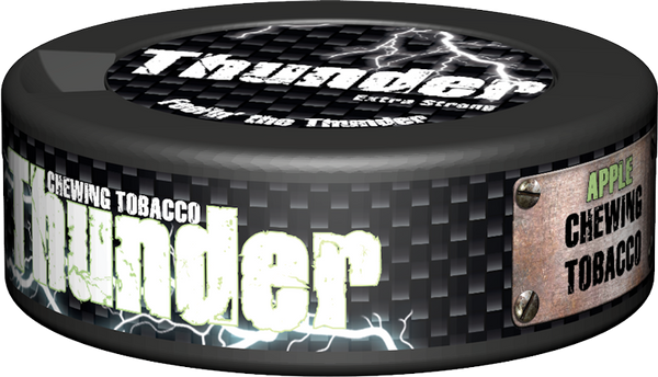 THUNDER Chew APPLE 37g