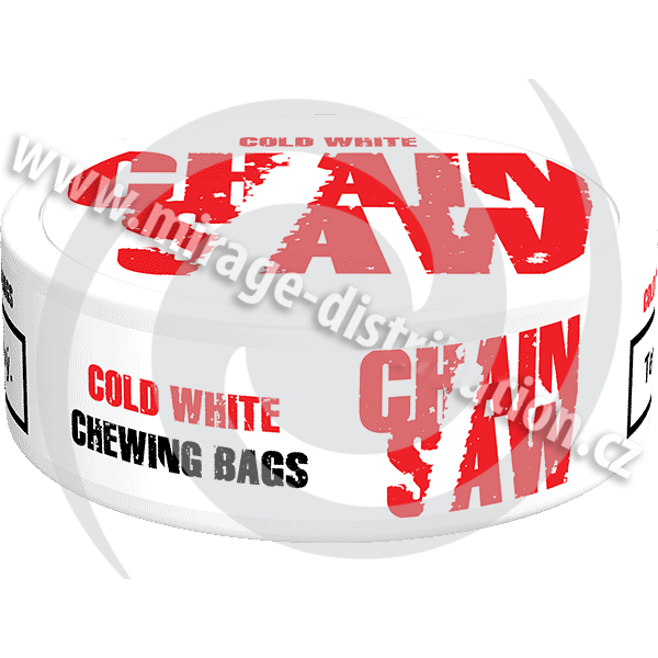 Chainsaw Chewing Bags 13,5 g (CBCW)