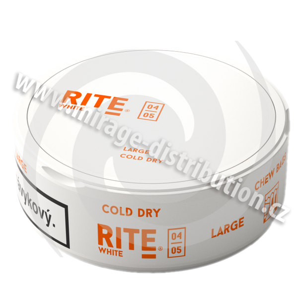 RITE Cold Dry Chew Bags 15g (RC)