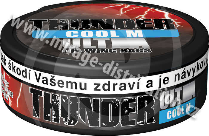 Thunder ULTRA Chewing Bags COOL M 17,6 g (CBUC)