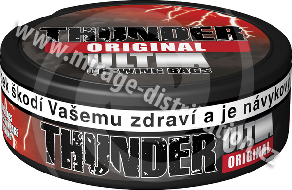 Thunder ULTRA Chewing Bags ORIGINAL 17,6 g (CBUO)