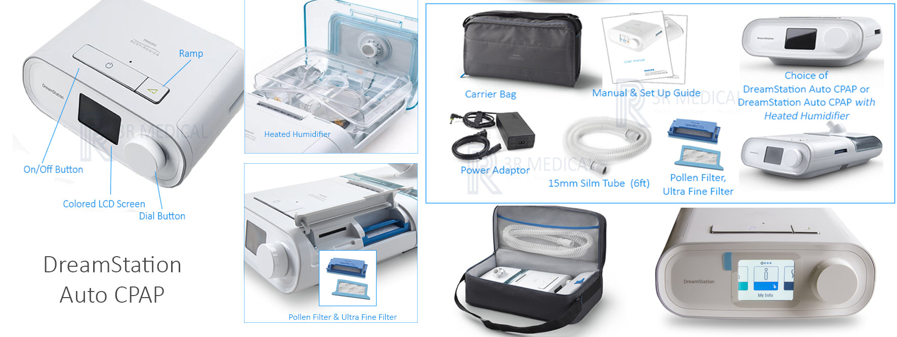 Dreamstation Auto Cpap Philips Singapore 3r Medical