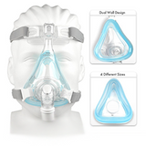 Amara Gel Full Face Mask (Philips)