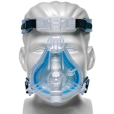 ComfortGel Blue Full Face Mask (Philips)