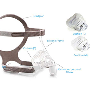 PICO Nasal Mask - Silicon Cushion
