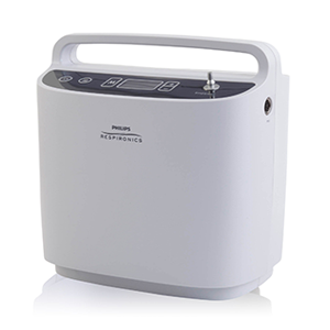 SimplyGo Portable Oxygen Concentrator - Philips Respironics