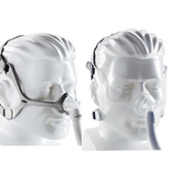 Wisp Nasal Mask - Short Tube with Elbow and Swivel