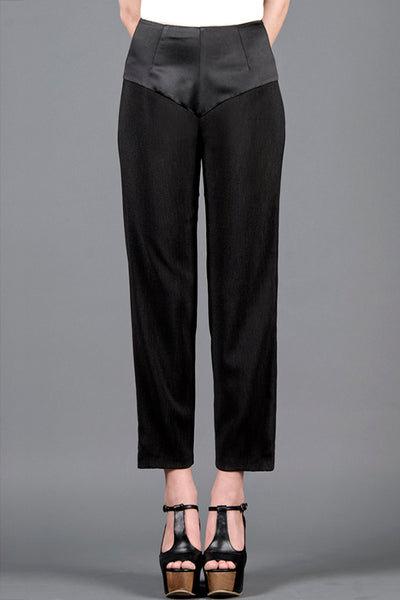 RUDYBOIS Spring Summer 2013 collection BLACK PANTS