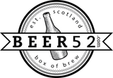 Pre-order 4 pack of Beer52 Glasses
