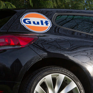 Gulf - Officially Licensed Gulf Oil Stickers