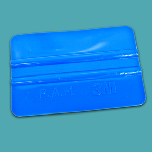 3M PA-1Blue Squeegee with FREE Silicon Sleeve