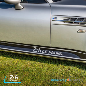 Official Le Mans 24h Le Mans Side-Stripes Stickers (Set)