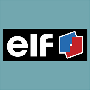 Elf - Sponsor Logo - StickeredUp4LeMans
