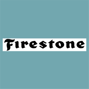 Firestone - Sponsor Logo - StickeredUp4LeMans
