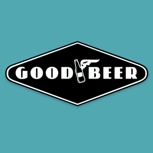 Good Beer (black & white)