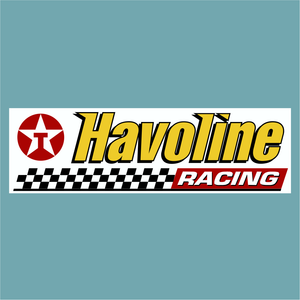 Havoline - Sponsor Logo - StickeredUp4LeMans