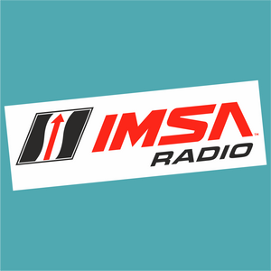 IMSA Radio Sticker