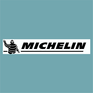 Michelin - Sponsor Logo - StickeredUp4LeMans