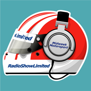 Midweek Motorsport Helmet Logo Sticker - Radiolemans - StickeredUp4LeMans