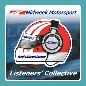 Midweek Motorsport Listeners' Collective - Radiolemans - StickeredUp4LeMans