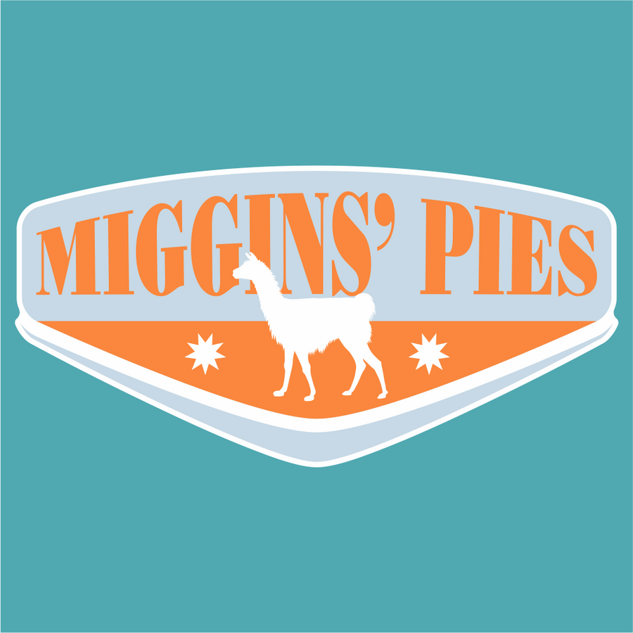 Miggins' Pies - Radiolemans - StickeredUp4LeMans
