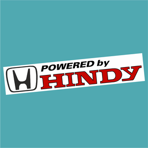 Powered by HINDY - Radiolemans - StickeredUp4LeMans