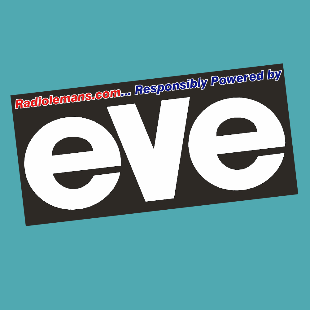 Responsibly Powered by EVE