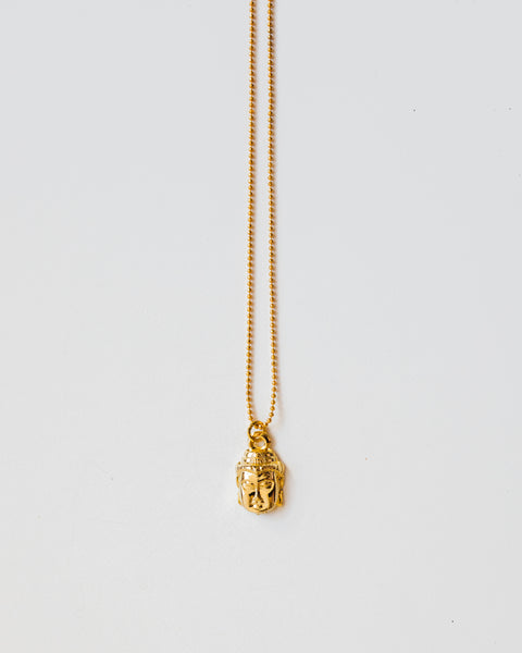Buddha Necklace-necklace-CUMBIA
