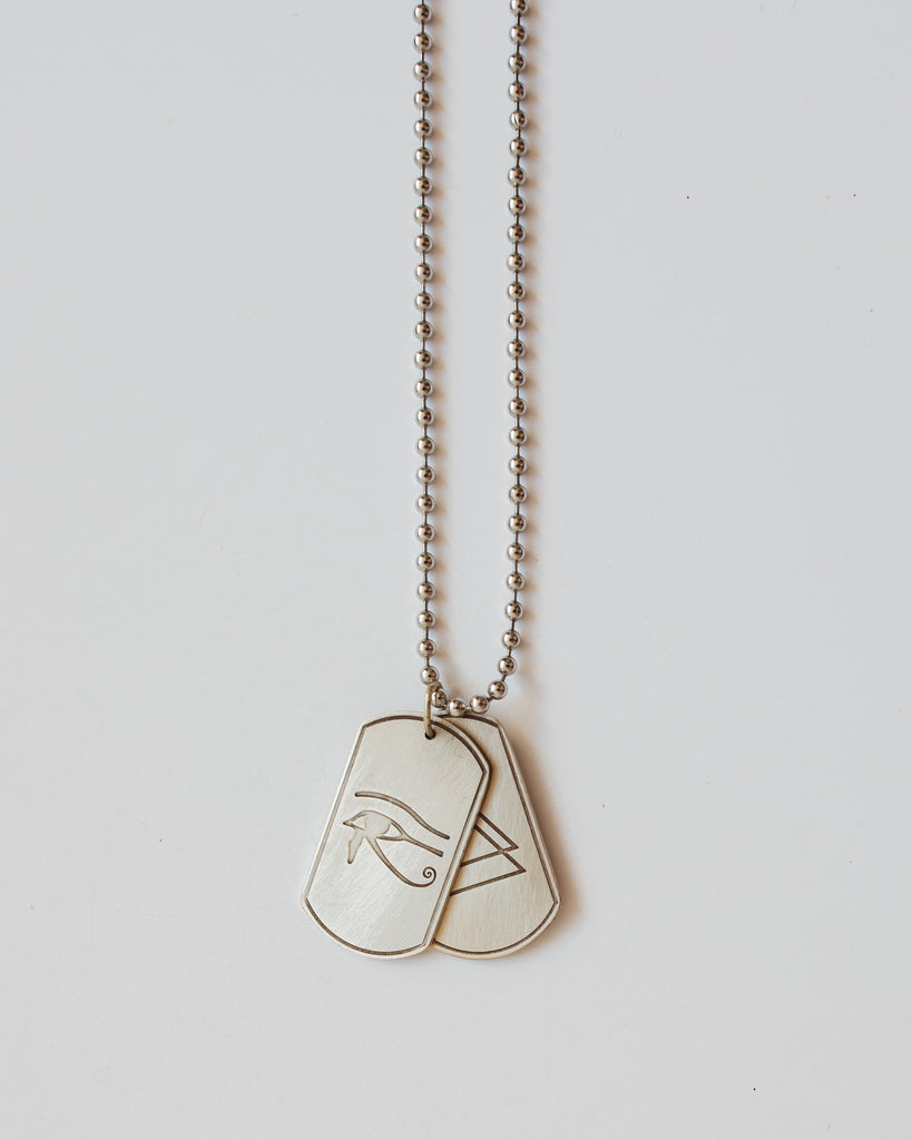 Luck Necklace (Men)-necklace-CUMBIA