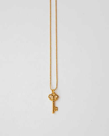 Key Necklace-necklace-CUMBIA