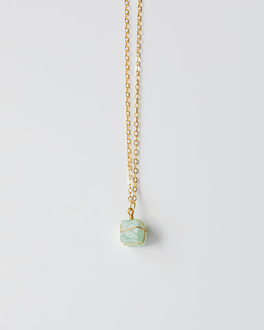 Calcite Necklace-necklace-CUMBIA