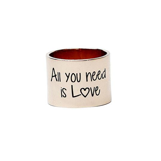 All You Need is Love-RING-CUMBIA