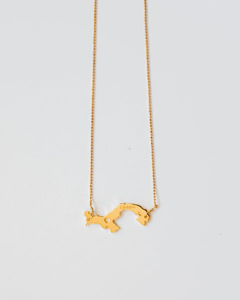 Panama (Horizontal)-necklace-CUMBIA